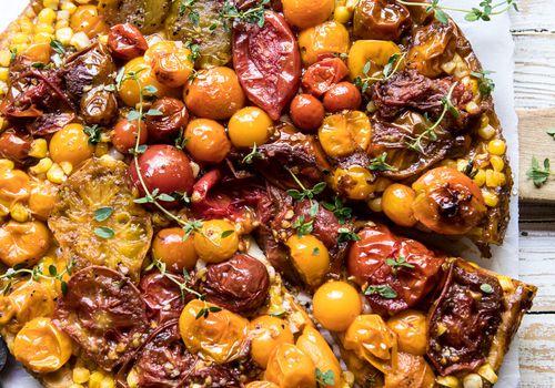 Cosecha a medio hornear: las mejores recetas de aperitivos