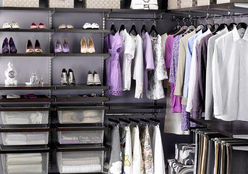 Closet How Tos para organizar tu armario y ropa
