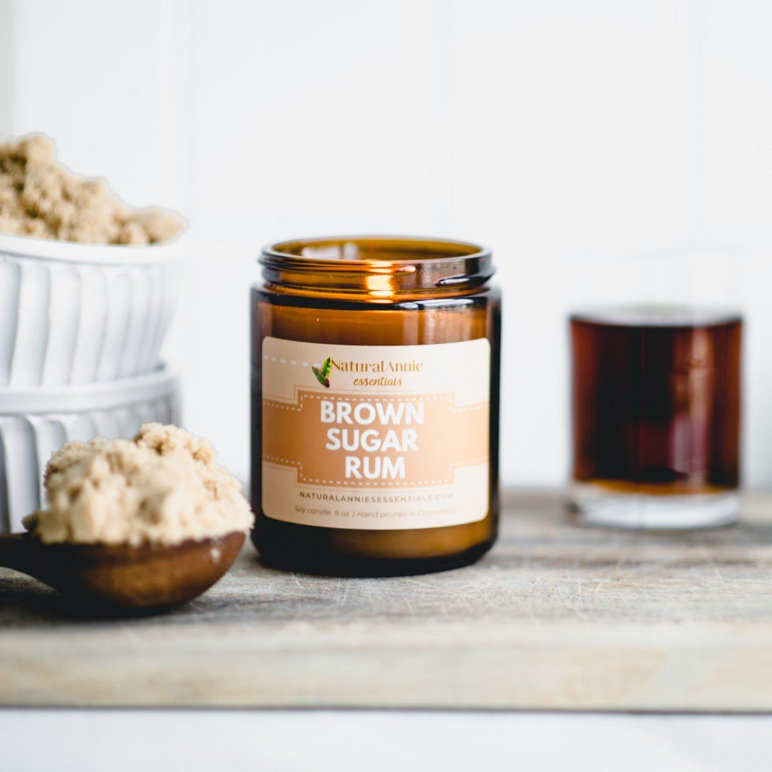Brown Sugar Rum Candle