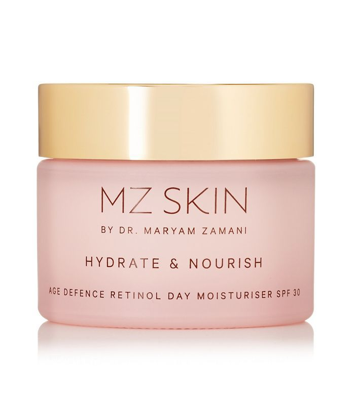 MZ Skin Hydrate and Nourish Age Defense Retinol Day Moisturizer