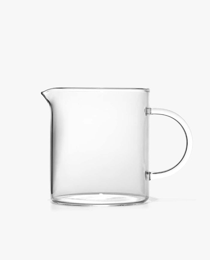 Zara Home Borosilicate Glass Milk Jug