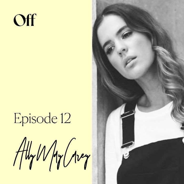Ally Carey for Offline The Podcast