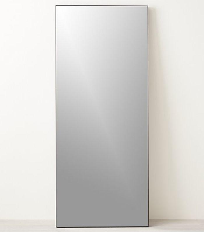 Infinity Black Floor Mirror 32