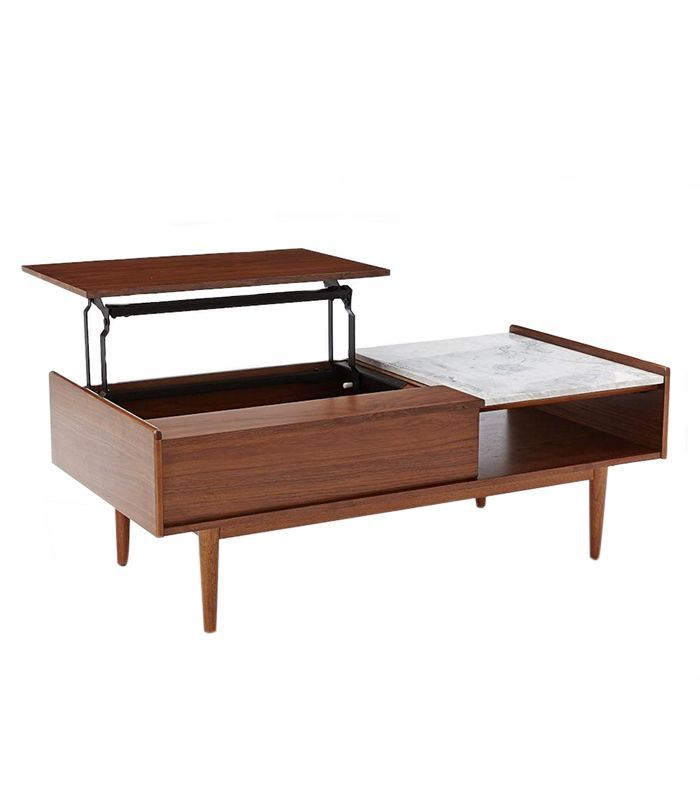 Mid Century Pop Up Coffee Table