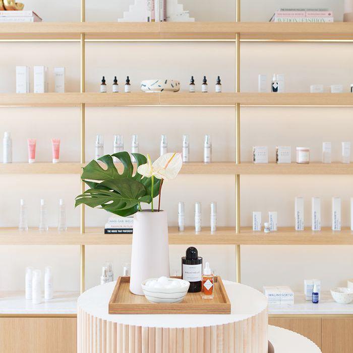 estudio de cuidado de la piel: fácil