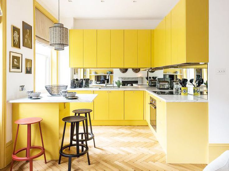 The Best 12 Yellow Paint Colors To