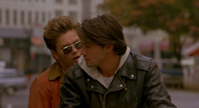 best 90s movies - my own private idaho
