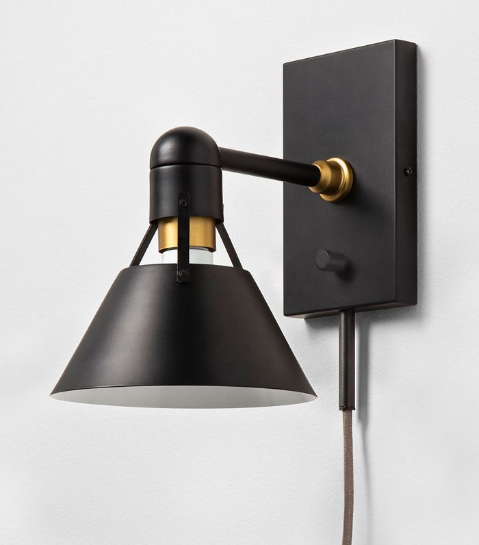 Hearth & Hand with Magnolia Black Sconce
