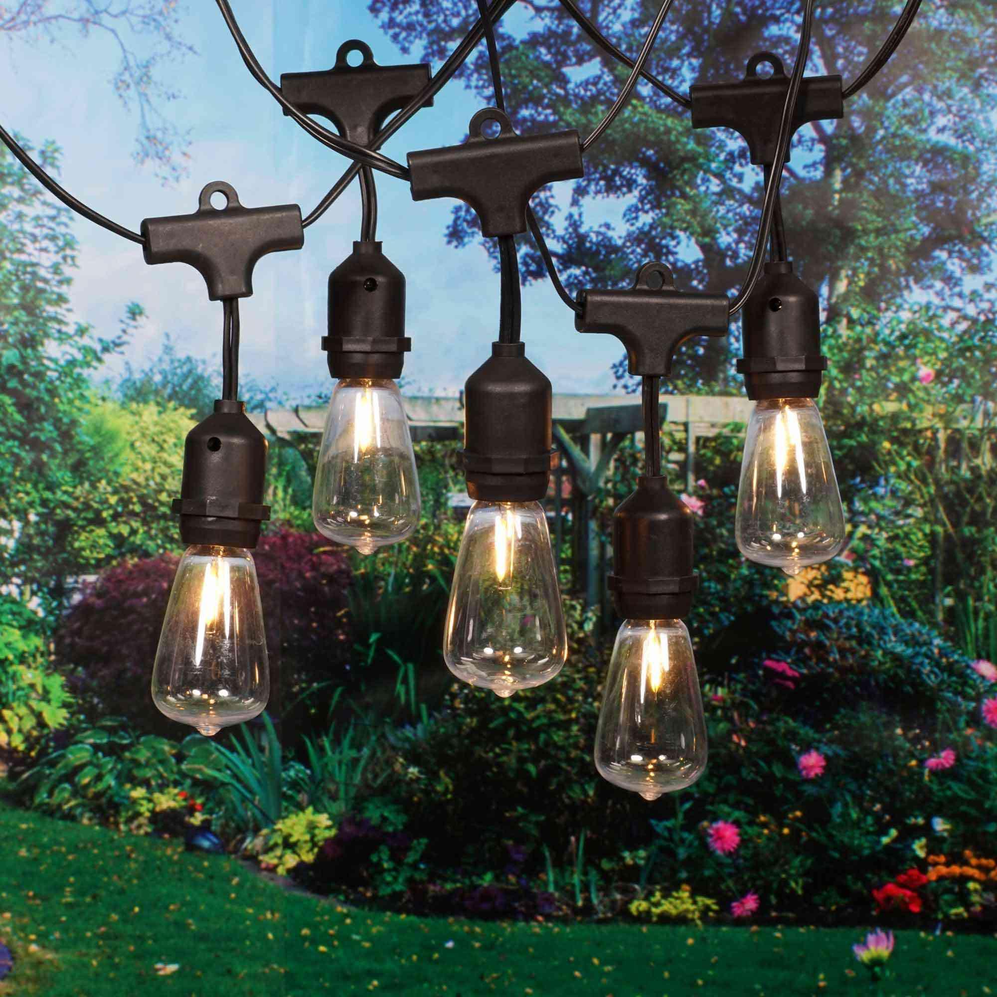Better Homes & Gardens Edison Bulb String Lights