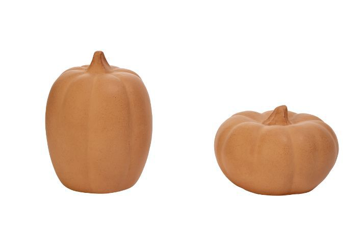 Threshold Terracotta Pumpkins