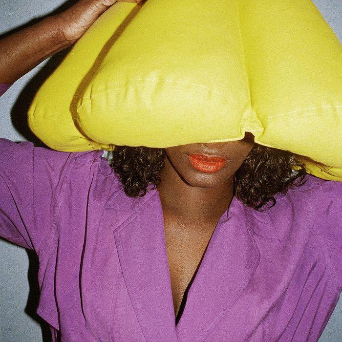 SJÄLVSTÄNDIG cone cushion