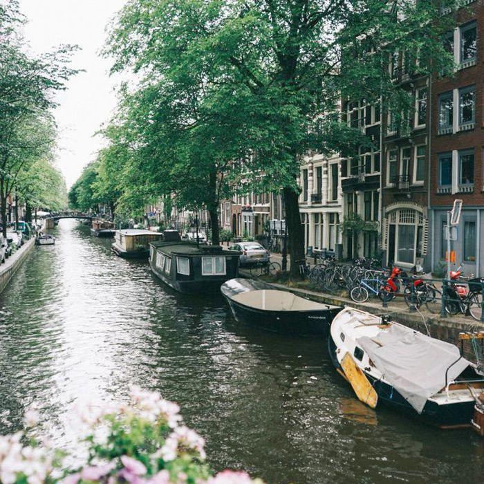 Amsterdam, los Países Bajos