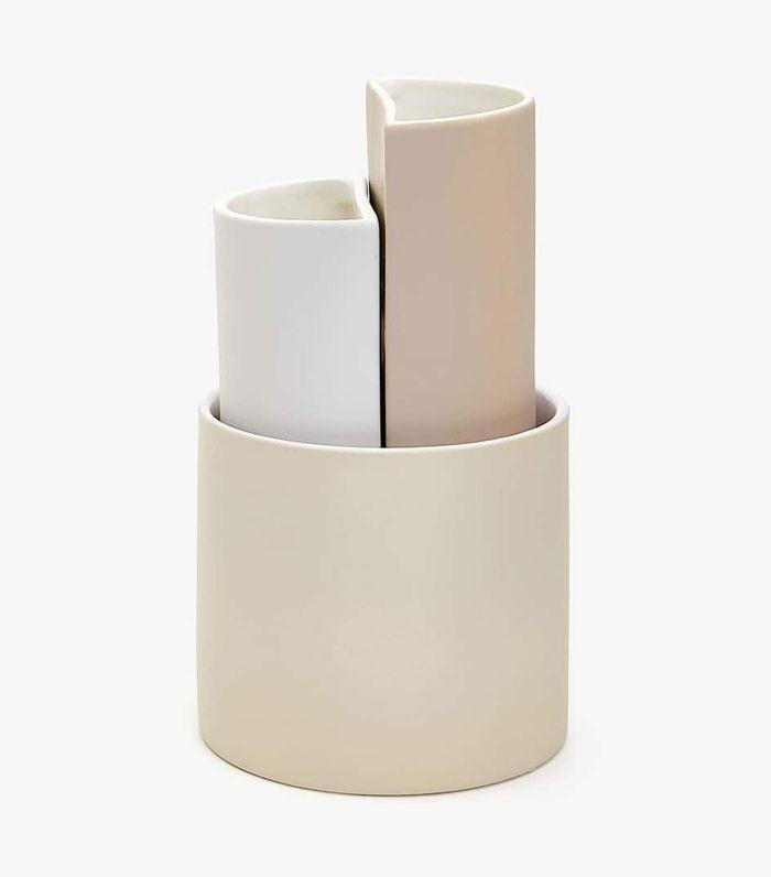 Zara Home Ceramic Vase (Set of 3)