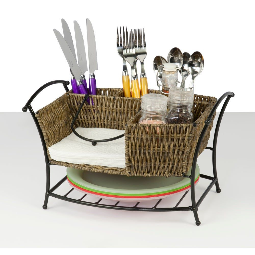 Creative Ware Summer Styles Table Caddy