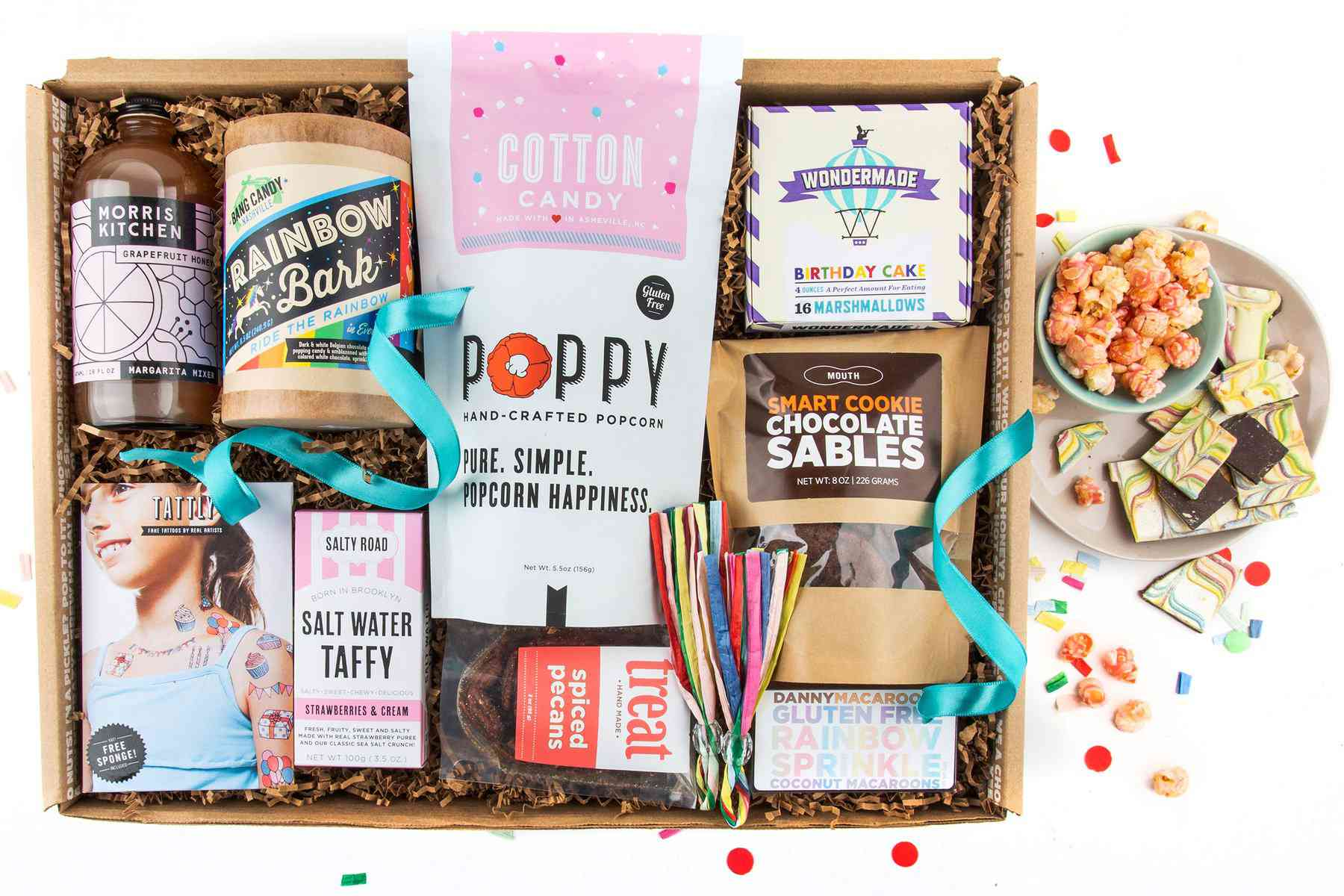 Mouth Birthday in a Box
