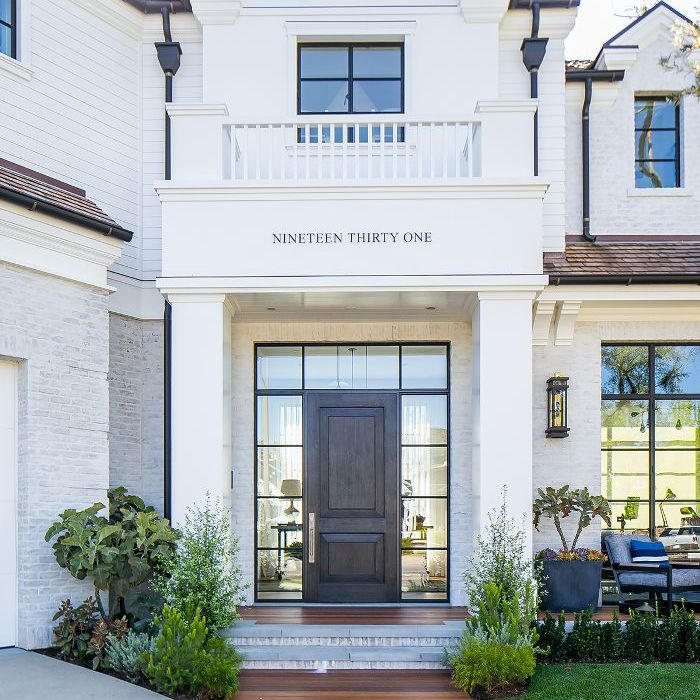 Newport Beach—home tour