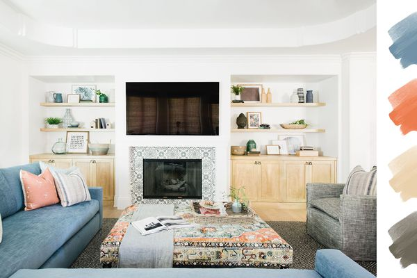 How To Decorate A Living Room That Doubles As A Dining Room