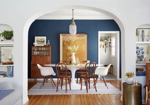 Emily Henderson Dining Room