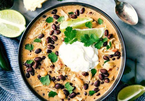 Chile Chicken Enchilada Soup recipes
