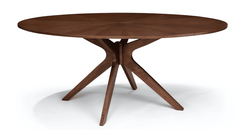 Article Oval Dining Table
