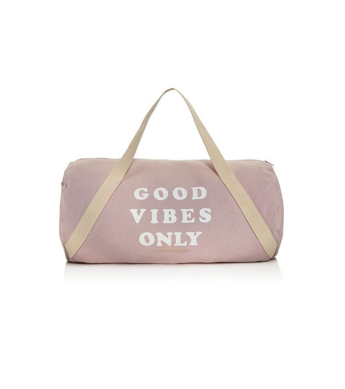 Good Vibes Only Gym Bag