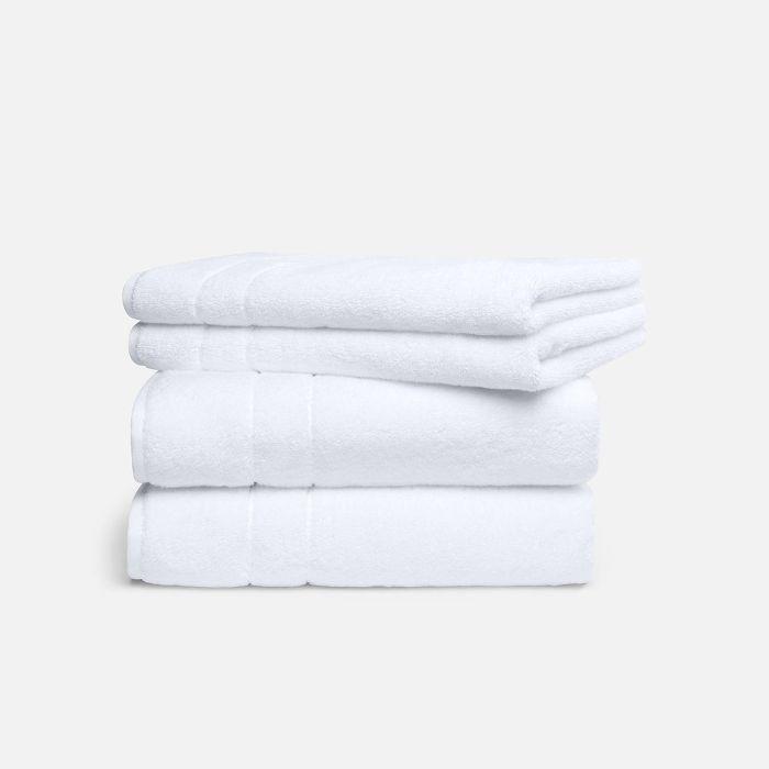 Brooklinen Super-Plush Bath Towel Set