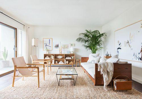 Alfombra de sala de estar