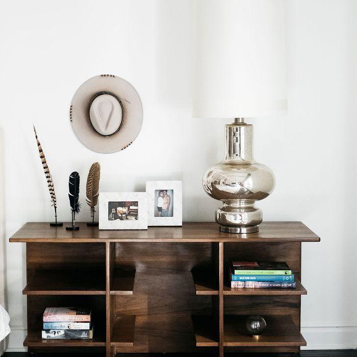 Trish y Billy Ray Cyrus: diseño de dormitorio