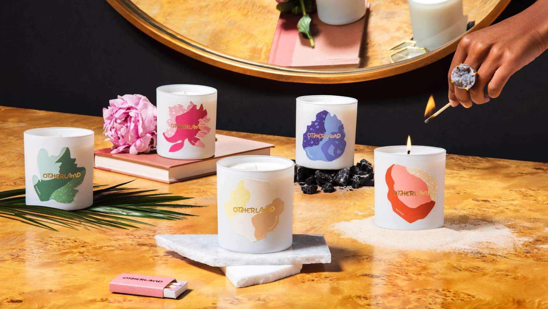 Otherland Candle Gift Set
