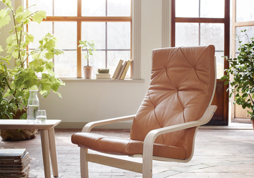 ikea 40th anniversary poang armchair