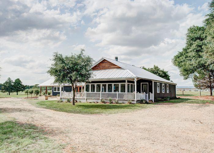 Texas Barn House