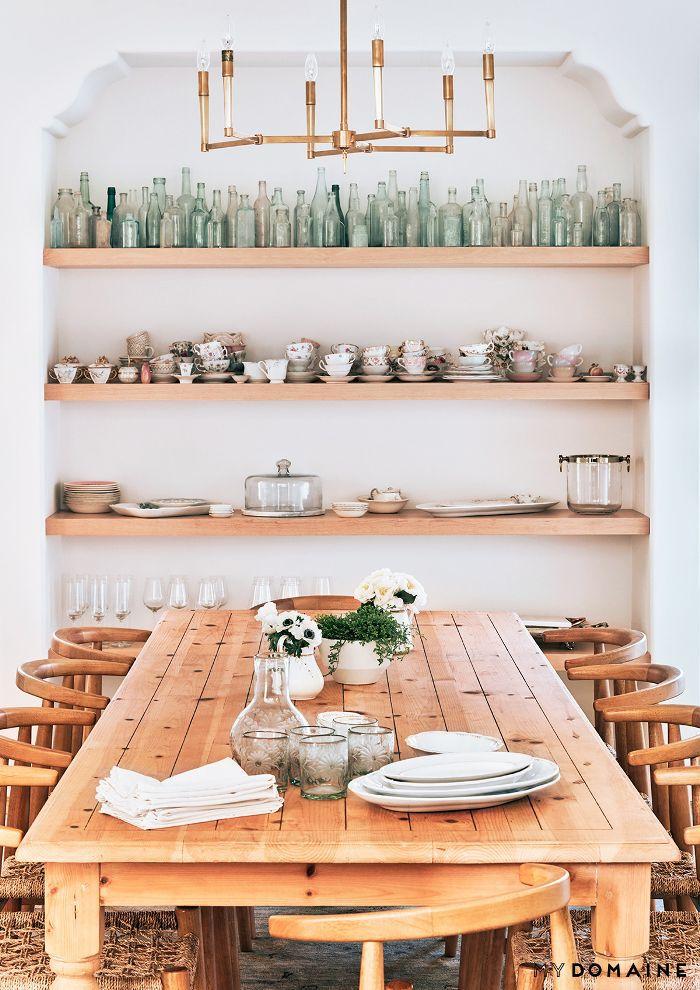 Dining room ideas—Lauren Conrad