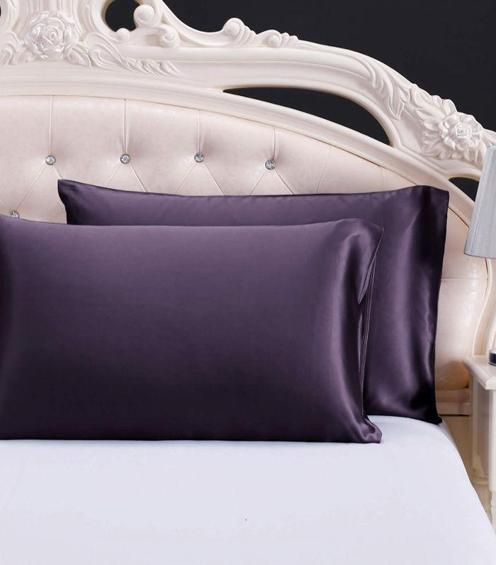 luxury silk pillowcases