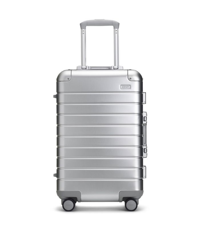 Away The Bigger Carry-On Aluminum Edition