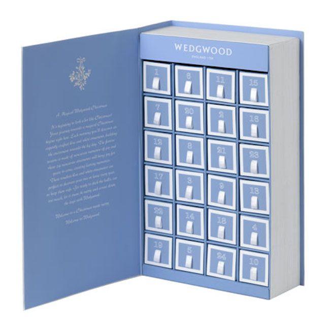 Wedgwood Advent Calendar Book