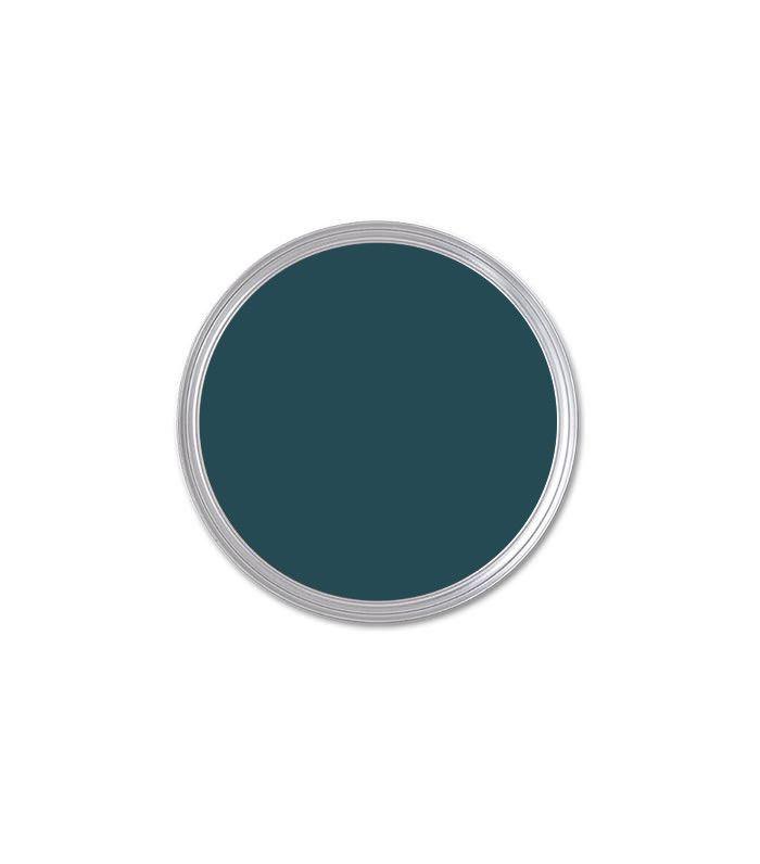Benjamin Moore River Blue paint