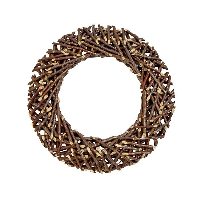 Threshold Twig Wreath