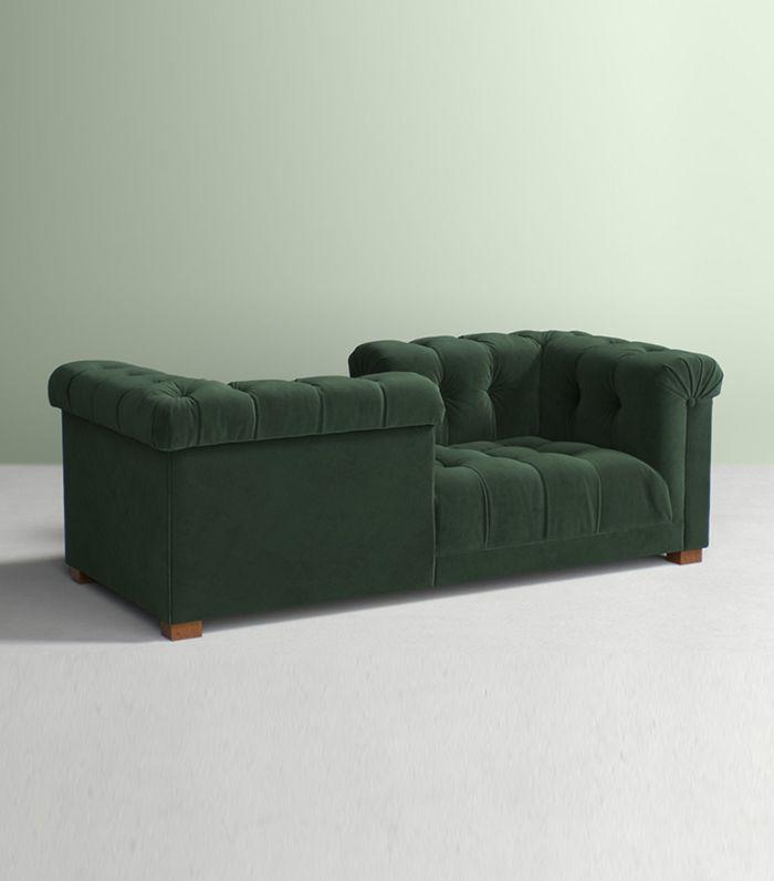 Behold the 13 Green Velvet Sofas We All Secretly Need
