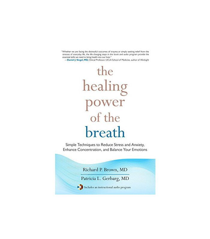 The Healing Power of the Breath by Richard Brown M.D.