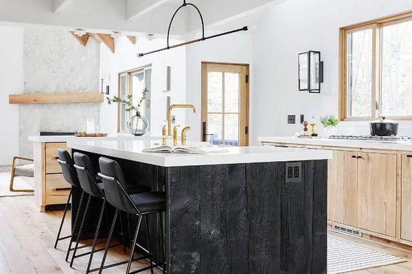 rustic kitchen remodel