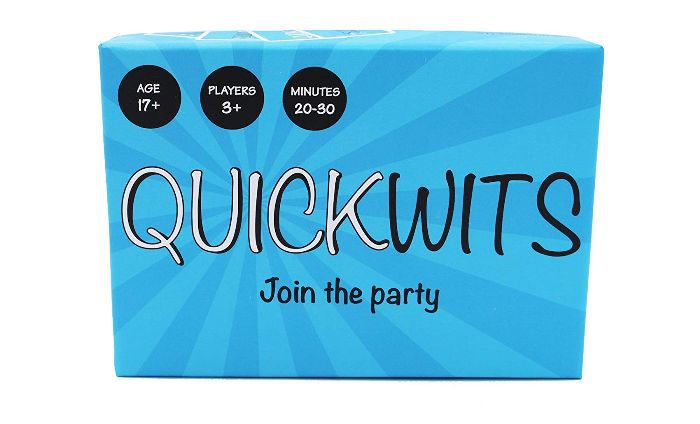 Towpath Gaming Quickwits Card Game