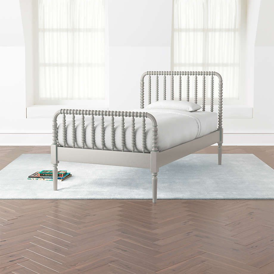 Jenny Lind Gray Bed