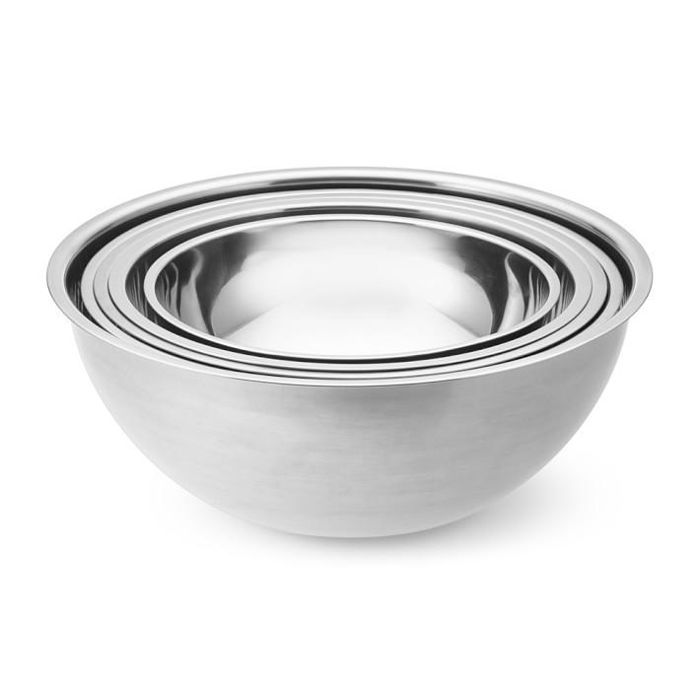 Stainless-Steel Mixing Bowls