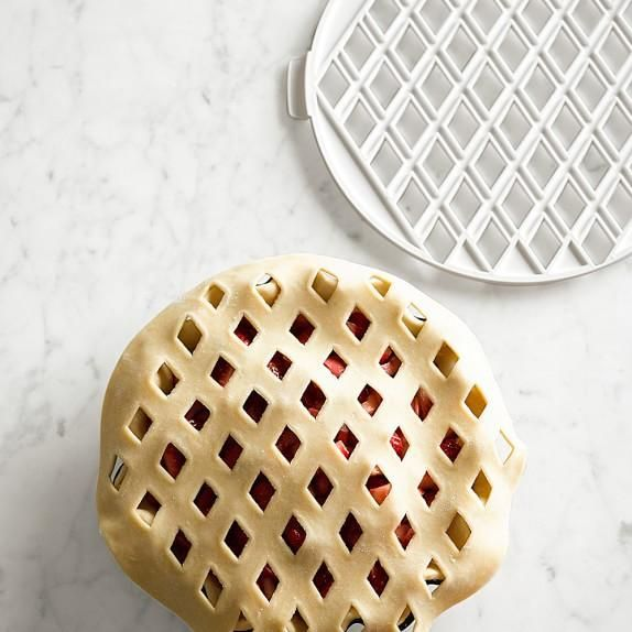 Williams-Sonoma Lattice Pie Crust Cutter