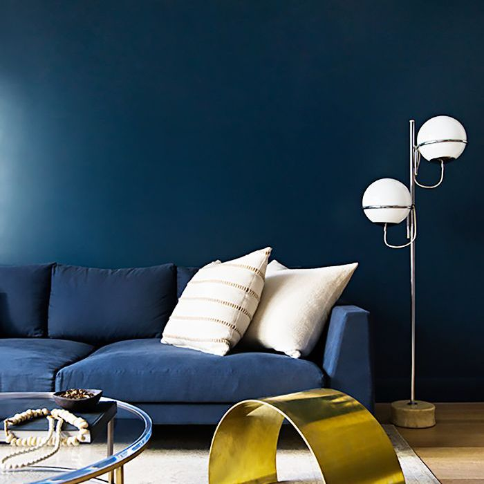 Blue Wall Paint Ideas