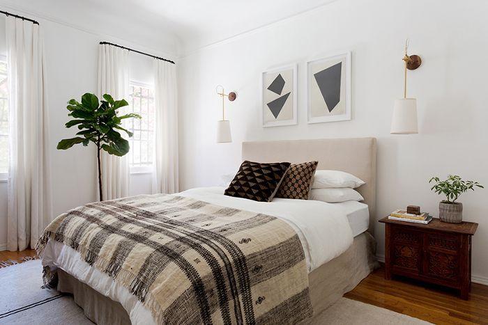 dormitorio neutral