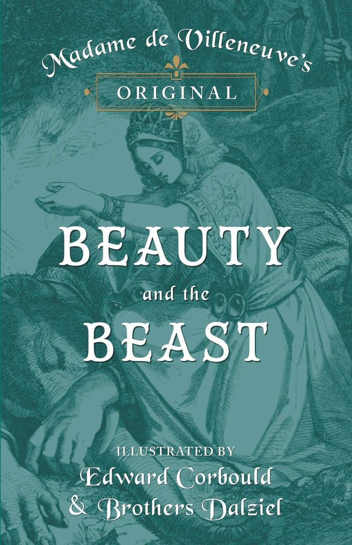 La bella y la bestia Gabrielle-Suzanne Barbot de Villeneuve