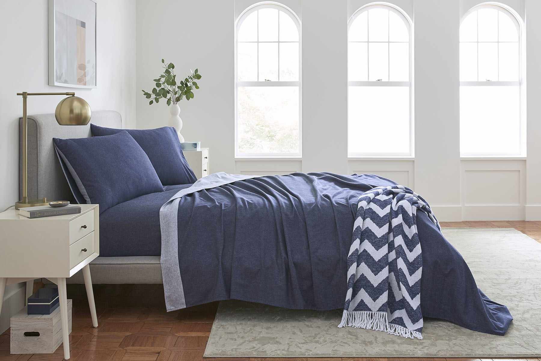 The 10 Best Flannel Sheets Of 2020