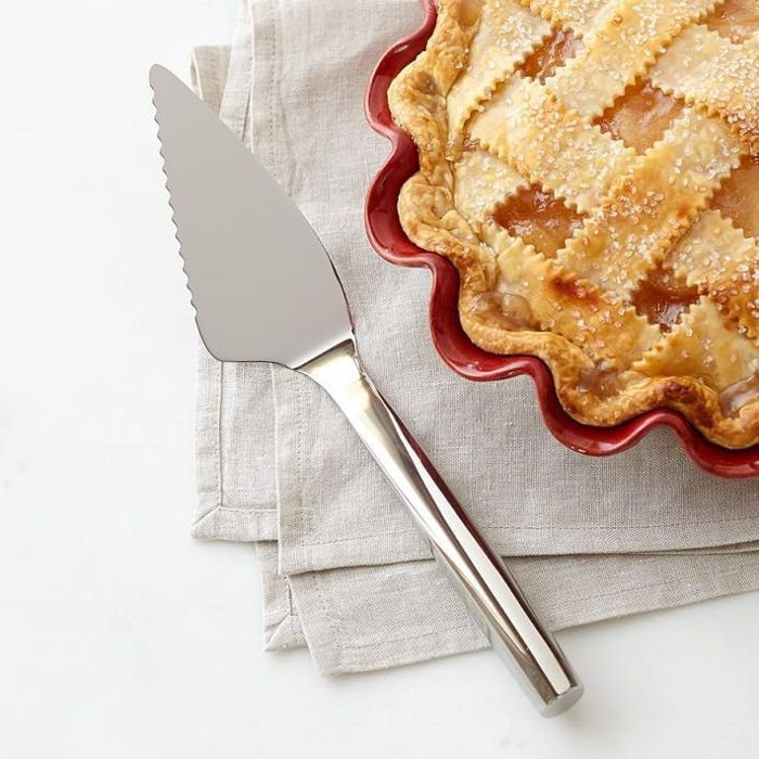 Williams-Sonoma Stainless-Steel Prep Server Pie Server