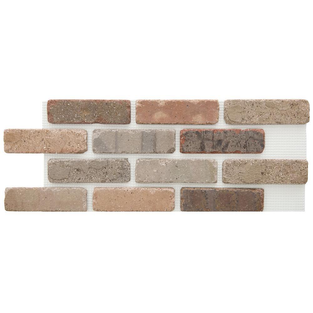 Brick—Bathroom Floor Tile Ideas